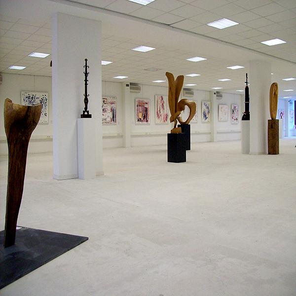 2010 Bussum, Galerie Arte Temporale