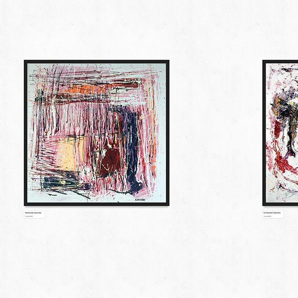 2017 Berlin, Gallery MarziaFrozen (online)